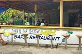 20080425Moalboal - 20080502:Resort 前一家裝潢原始的bar,生意很好哩