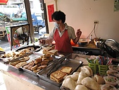 20091018再訪墾丁第二彈 Kenting:10/17恆春唯一一間賣水煎包的早餐店,每次都會來光顧