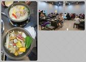 20191208-09_小琉球 Siaoliouciou,Taiwan:不小心google到一家大上海火鍋店,坐在店裏,感覺很不像在小琉球,有趣的體驗