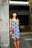 9511 BALI ISLAND TRIP :金巴蘭Jimbaran -剛起床的阿娟,眼睛很腫