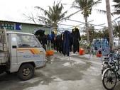 2010過年南部之旅Part II ( Lunar New Year,South of Taiwan):台灣潛水裝備清洗區,空間大,可看到廢物利用的環保巧思