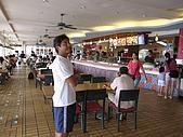 20090625國境之南最終回:裏頭的規模空間彷彿速食連鎖店般,很厲害