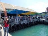 20140228-0302 再訪小琉球  Siaoliouciou,Taiwan:行船時間出乎意料地快,本以為會開30分鐘,竟然20分鐘就飆到囉~航程還滿平穩的