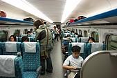 20070405-08小琉球、高雄:高鐵車廂內沒有站票,不必穿過人牆去上厠所