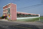 20090209鹽水蜂炮+新營+柳營:這就是布拉格Motel的外觀,是在田園邊,滿安靜的