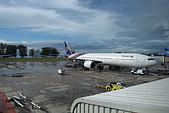 20090101斯米蘭、普吉島和曼谷:普吉島機場,有南島風情