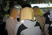 20090209鹽水蜂炮+新營+柳營:這三位真是有創意呀,哈哈哈