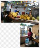 20191007_Panglao,Bohol Part 1:街上一家人氣芒果冰沙,很失望哩.芒果帶酸,超小杯令人傻眼,而且完全沒有冰沙口感