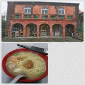 20200128-30_過年墾丁避寒(上) Kenting,Taiwan:倒是這碗在馬景濤老家(現在是麵店)吃到的什錦麵,還滿讓人驚豔的,上-董家古厝