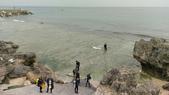 20161029_1031 小琉球(上) Siaoliouciou,Taiwan:台灣少數擁有自己的House reef的潛店,我超愛這個潛點,淺礁平坦不會坑坑洞洞,很好上下