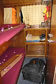 20090101斯米蘭、普吉島和曼谷:我們船宿的房間,真的很小吧?哈,但我們有自己的衛浴,很幸福