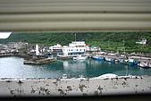 20080228-20080302綠島:因為飛魚住宿客滿,這次我們住在飛魚對面的綠島漁會,窗外就是南寮漁港,漁會房間算普通,差強人意,乾淨尚可