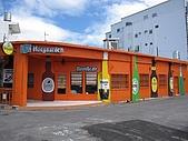 20091018再訪墾丁第二彈 Kenting:10/16 這是恆春鎮一間由衝浪人開的特色店,亮眼又明顯