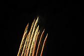 20090209鹽水蜂炮+新營+柳營:還有大型煙火表演,阿娟這趟大概把10年份的煙火都看完了吧