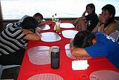 20080425Moalboal - 20080502:等上菜等到睡著的一群人,有人不耐煩,有人打哈欠