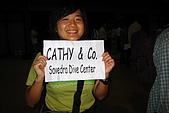 20080425Moalboal - 20080502:接機的牌子寫著Cathy&Co.好像是家叫Cathy的公司喔~呵