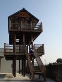 20131130-31苗栗苑裡公館 Miaoli,Taiwan:旁邊有個觀景台,當然是要上去瞧瞧囉~
