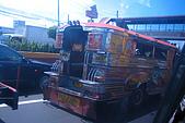 960617-960619Anilao:便宜小巴士-Jipney , 無門無窗戶,每台造型都很花俏