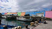 20190210-0211 恆春墾丁(下) Kenting,Taiwan :彩色的山海漁港,有陽光就對了!