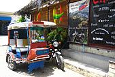 20080425Moalboal - 20080502:菲律賓特有的嘟嘟車,都非常colorful,沒有一台是一樣的