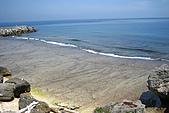 20080406-08小琉球:這就是潛水站前岸潛的點,這天浪還滿平的