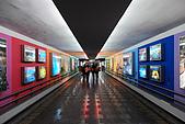 20081214花蓮壽豐:花蓮火車站的走廊還滿特別的,最讚的是火車站有電扶梯耶