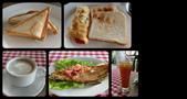 20171004-1011_Anilao Part VI:今天點了神奇的早餐:乾煎虱目魚.還不錯耶~煎的'赤赤',脆脆.左上-裏面只包起士,沒有別的了~
