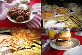 20080425Moalboal - 20080502:美食圖,起士漢堡是讓人驚艷的美食