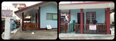 20171004-1011_Anilao Part V:其實上頁的潛水中心跟住宿區不是相連的,中間隔了這2棟小房子,拍賣中耶,