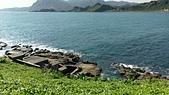 20170429-0501_東北角 Northeast Coast,Taiwan:20170429 - 今日有小浪,但下水點完全沒問題,很好上下,要注意的是岸上石頭很滑,要小心