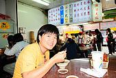 20081214花蓮壽豐:阿娟吃肉羹湯,也不錯吃