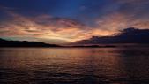 20171004-1011_Anilao Part III:伴著超美的夕陽美景,很棒~