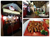 20191007_Panglao,Bohol Part 1:走到一家類似美食街的地方覓食,很幸運挑到一家好吃的店,很讚的照燒雞腿