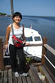 960922-960925 Sabah:後方是來載我們的快艇