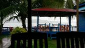 20170406-07 Ambon Diving 安汶潛水趣( The End):20170406-喔喔~一早天氣真慘烈,好大的雨.每天下雨讓我們衣服很難乾,建議多帶幾件替換.