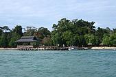 960922-960925 Sabah:Tiga Island的碼頭