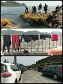 20170409_東北角開潛了 Northeast Coast,Taiwan:20170409-不愧是東北角,這樣的低水溫仍然擋不住一堆熱血的潛水員,很熱鬧的和美