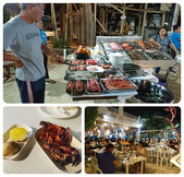 20191009_Panglao,Bohol Part 4:今天發現LHR右邊一邊人氣超旺的餐廳,燒烤類好吃價格合理,難怪生意這麼好
