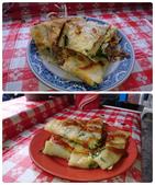 20200228-0303_Green island,Taiwan 228綠島 (上):阿嫲的蔥Q餅,上-鮪魚Q餅,下-原味,好吃耶~外酥內Q很會煎,自製鮪魚醬微辣實在,份量足