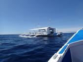 20191008_Panglao,Bohol Part 2:20191008-這兒都要靠小船接泊到潛水船,這點是有點不方便,尤其稍有浪,上下船時小驚險