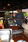 960922-960925 Sabah:早餐,其實Resort的東西SoSo,沒有很好吃,(跟之前住過的潛水Resort比)