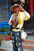 20090209鹽水蜂炮+新營+柳營:熱心鄉土文化的老先生