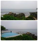 20191206-07_小琉球 Siaoliouciou,Taiwan:20191207- 一早起床第一要事就是去看浪況,比昨天好多了,真是讚啦!