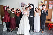子賢-佩諭 婚禮記錄 台中婚攝(豐原群芳蔬食婚宴會館):DSC_128.jpg