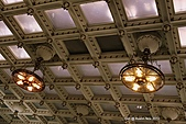 Austin, Texas:Original chandelier