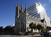 Austin, Texas:St. MAry cathedral