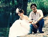 賴賴與雯雯滴婚紗照(毛片)950805:19