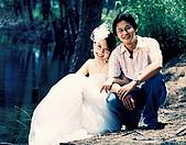 賴賴與雯雯滴婚紗照(毛片)950805:20