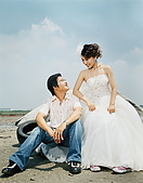 賴賴與雯雯滴婚紗照(毛片)950805:13