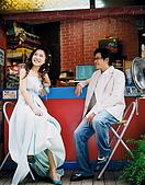賴賴與雯雯滴婚紗照(毛片)950805:05